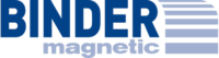 Binder Magnetic Логотип
